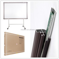high defination 88inch multi touch smart board interactive whiteboard provide OEM service