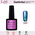 Hot chameleon Colors GelArtist Brand Gel Wholesale Nail Gel Polish Supplier