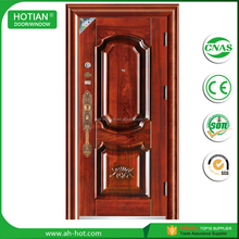 New Model Steel Security Doors Exterior American Entry Door Made In China