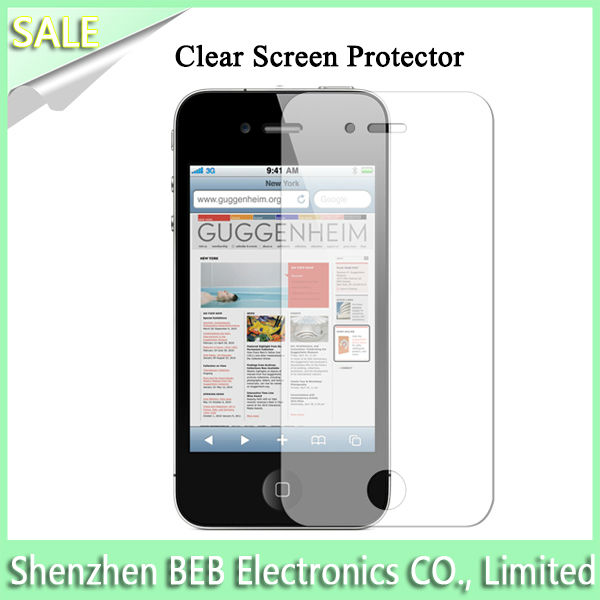 Excellent privacy screen guard for iphone4 has cheap factory price