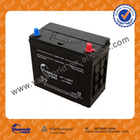 Hot sale N45 MF 12V 45AH Car Battery,electric battery ,auto battery wholesale