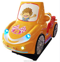 Best Quality Arcade Games Royal Racer Car Kiddie Rides For Sales