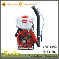 Manufacturer of hot sale popular knapsack engine power sprayer with a very low price for agriculture