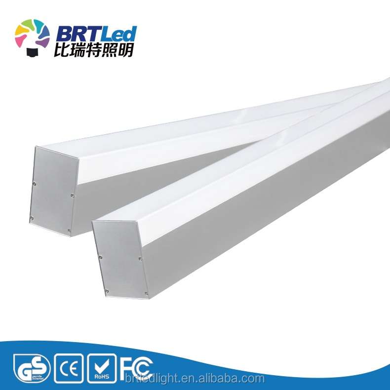 UL ETL Certificate recessed 4feet t5 led linear lamps 30w