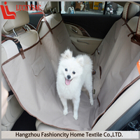 My Pet Portable Soft Car Seat Cover for Dog