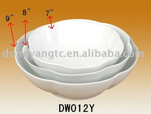 Factory direct wholesale ceramic mixing bowl