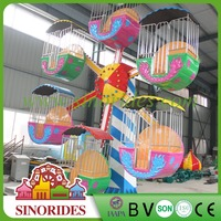 Amusement park equipment outdoor small ferris wheel ride for sale