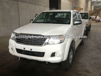 NEW TOYOTA HILUX 2.5L D4D DOBLE CABIN AIRBAG ABS