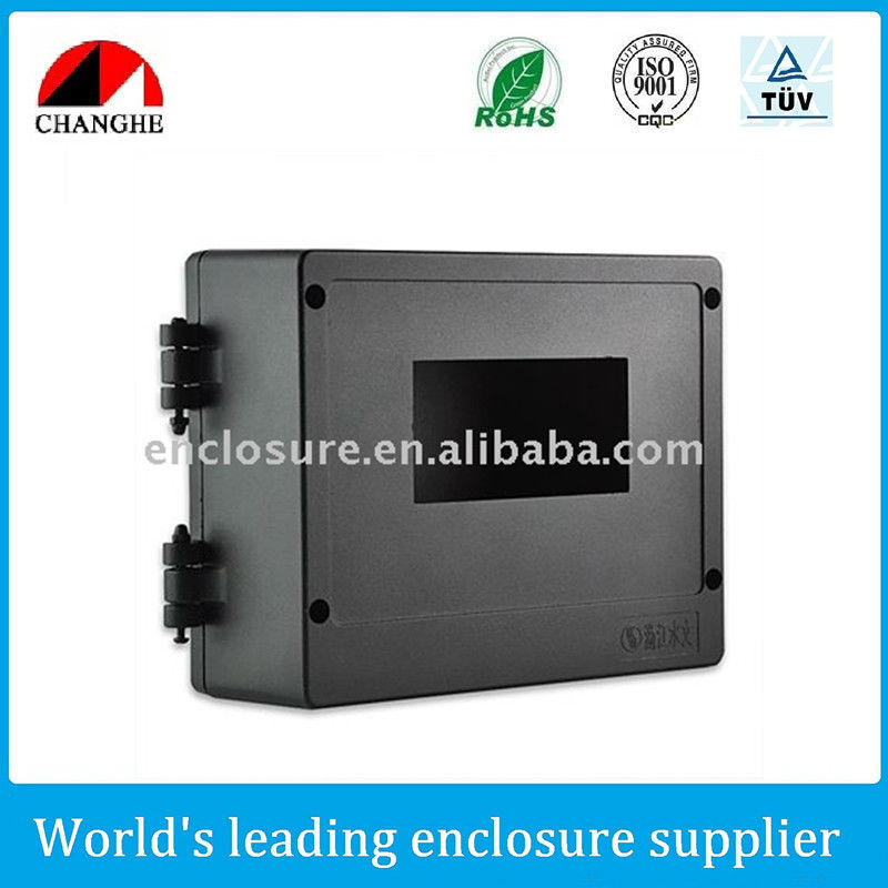 Sealed aluminum enclosure for electronics