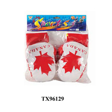 flag boxing glove fabric product