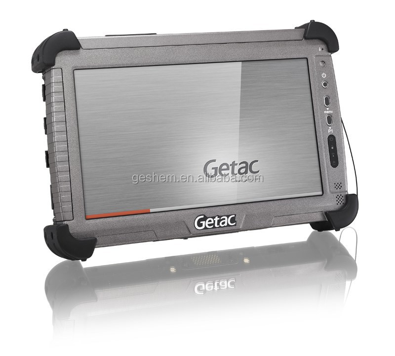 Getac 10.1 inch industrial rugged tablet pc