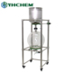 Lab oil purifier equipment 30l vacuum filtration apparatus