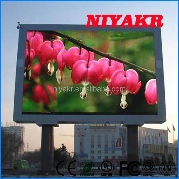 Niyakr Factory Price Hd Xxx Movies Video Outdoor Advertising Digital Full Xx Video Led Display Board