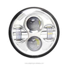 40W Motorcycle light with angle eyes
