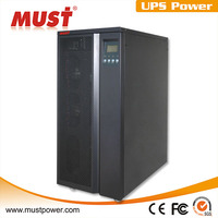 High frequency three phase protection 40KVA ups