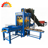 medium/small invest business fly ash brick making machine/concrete block making machine/cement interlocking brick machine
