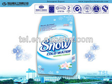 detergent washing powder formulation
