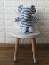 Soft Hand Knitted Toy, Elephant Doll Toy
