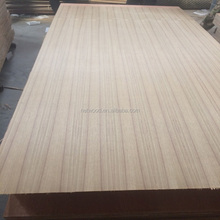 India Market Hot Sale 3MM/4MM Natural Burma Teak Plywood Prices for sale