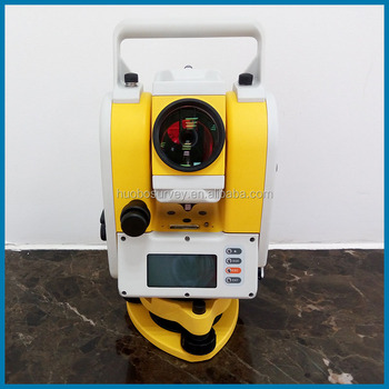 Humane Designed High Effecicency Laser Total Station