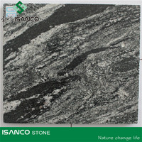Water Wave Granite Facade Granite Polished Grey Granite