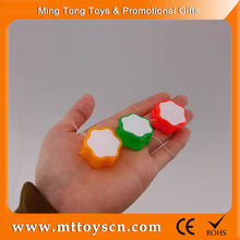 3cm mini children toys hexagon plum shape <strong>yoyo</strong>