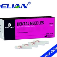 Dental Needle Injection Needle Delian Disposable