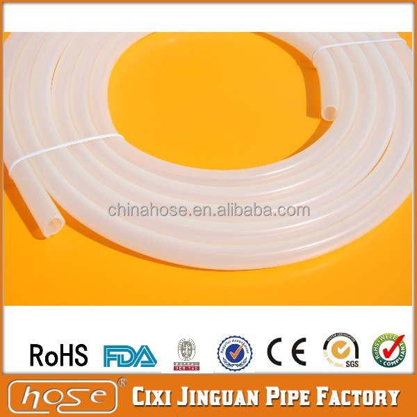 "USA FDA Approved 5/16"" Food & Medical Grade Silicone Tube, Silicone Tube Food Grade,Platinum Sulfide Silicone Rubber Tube"