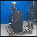 Gas power 3 kg per batch coffee roasting machine