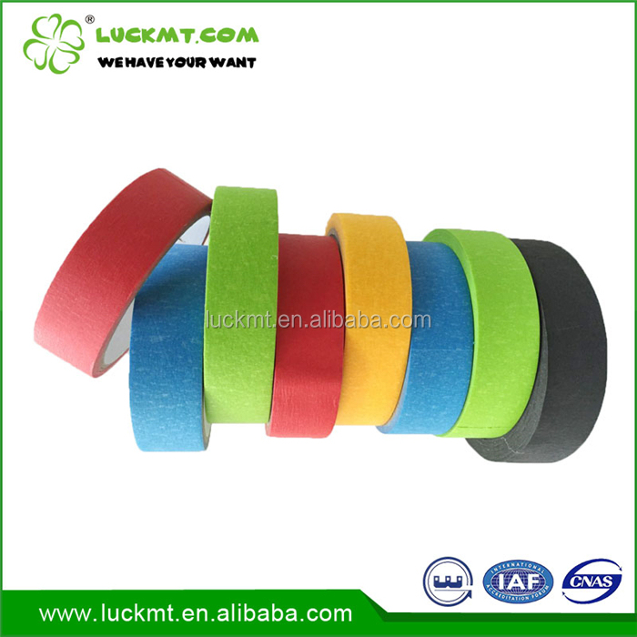 Online Shopping Spray Lacquer Colored Automotive Masking Tape 36mm