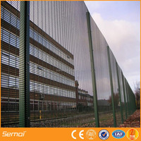 Anti Climb High Security Fence/ Prison Fencing/ Electric Security Fence