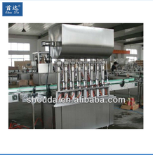 Full Automatic Car Engine Oil Filling Machine for Lubricants and Petrol Filling Machinery Production Line