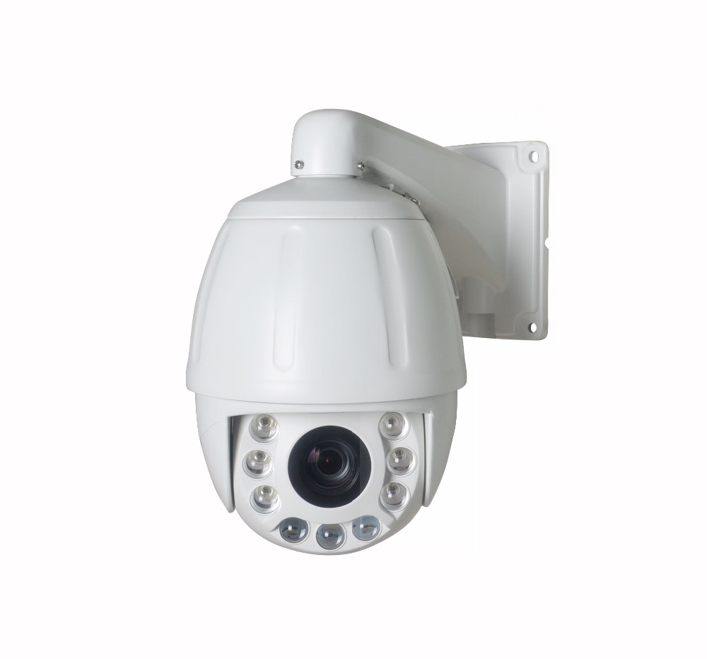 Outdoor Starlight HD 2MP SONY185 PTZ IP Camera IR Nightvision High Speed dome CCTV Camera