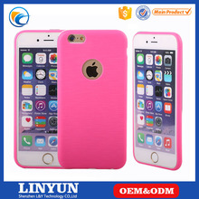 Case for iphone 6/6s,for iphone 6/6s Made in China Low Price Pure color drawing soft TPU case