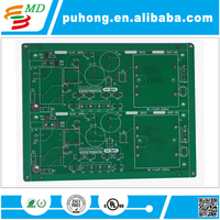 High density multilayer pcb board with blind buried via/pcb assembly in China