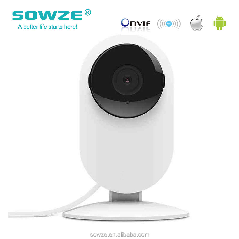Hot Sale Home Monitor Pan Tilt Onvif CCTV PTZ IP Camera <strong>Security</strong> 720P Wireless P2P IP Camera