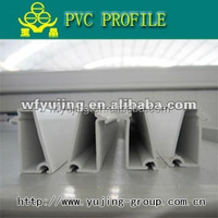 plastic-steel upvc profiles/ xinli best selling products