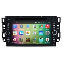"OEM A9 Quad core Pure Android 5.1.1 HD 1024*600 16GB Mirror-Link 7"" Car DVD Player GPS Stereo Radio For Chevrolet Aveo"