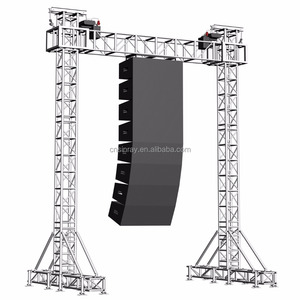 Strong aluminum truss,line array truss,speaker truss with good price Top quality concert speaker truss Speaker Line Array PA