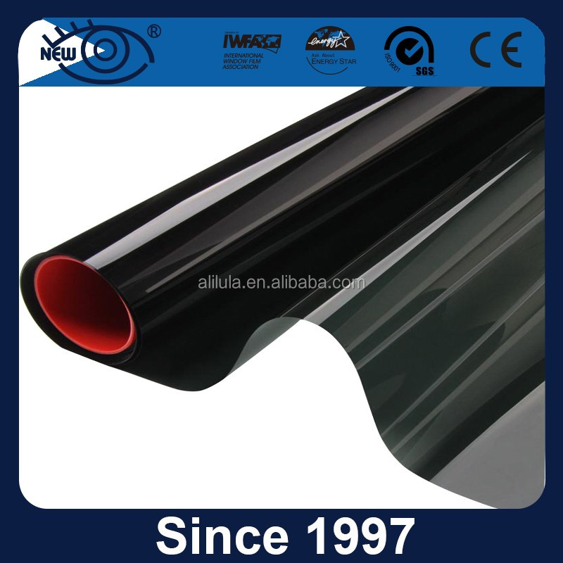 solar car heat resistant color pet film for windows