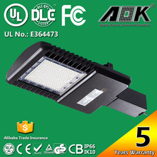 AOK Outdoor Dimmable High Power UL 150W LED Street Light Manufacturers