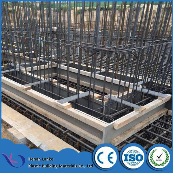 18mm WPC PVC Foam Board for Formwork Concrete