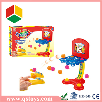 Exciting mini basketball shooting games toys