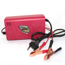 China make durable intelligent car battery charger