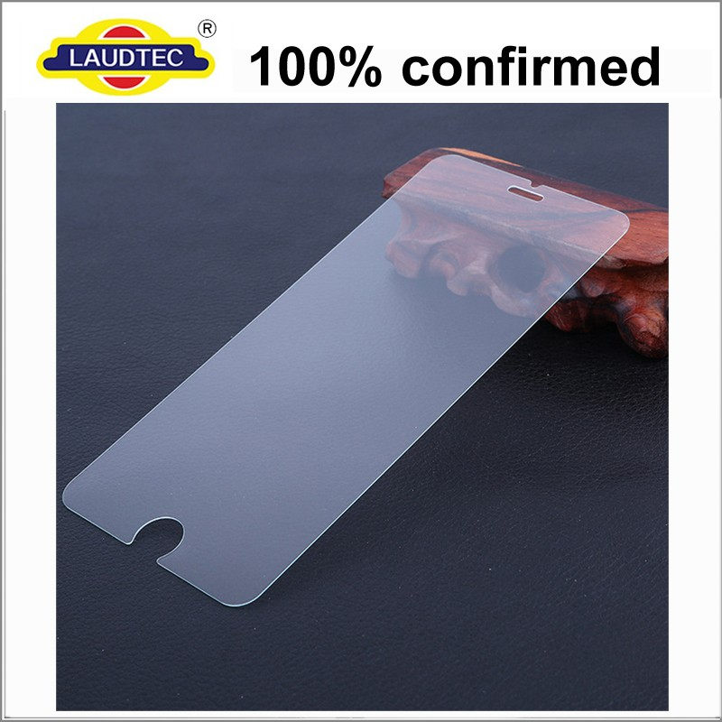 Wholesale Mobile Phone Accessories 9H Tempered Glass Screen Protector for iphone 7