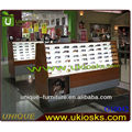 Fashinable sunglass display for sale Environment-friendly material sunglass display in mall
