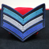 Custom Embroidered Epaulettes Shoulder Strap Uniform