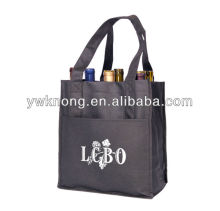 Wine Bottle Bag with handles,organza wine bottle bags