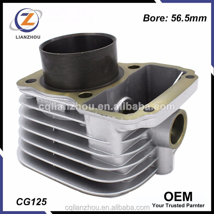 China Supplier chongqing motorcycle cylinder block