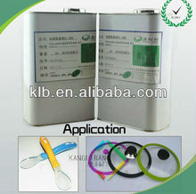 Silicone paste TPU fabric gel adhesive/sealant